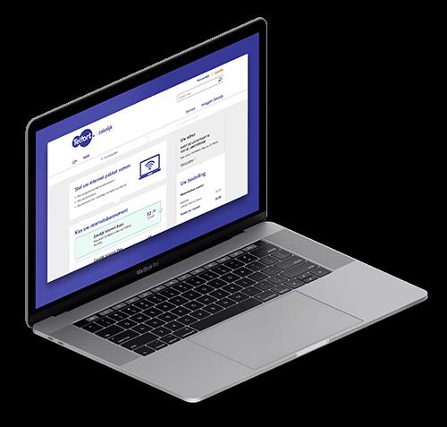 Telfort MKB Webshop